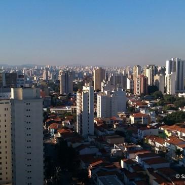 Uitzicht over São Paulo