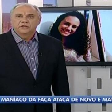 Presentator van het populaire misdaadprogramma Cidade Alerta.