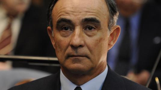 Julio Poch in de rechtszaal