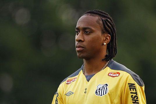 Voetballer Marcos Arouca da Silva