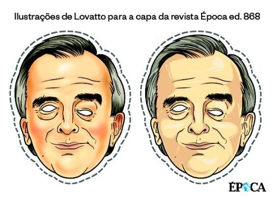 Het uitknipbare masker van Nestor Cerveró